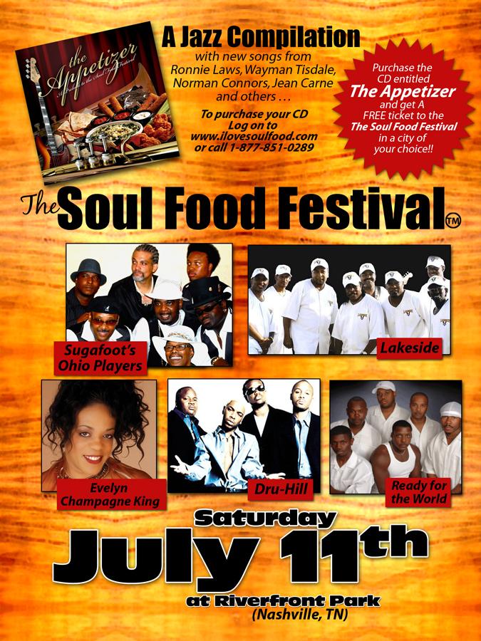 Soul Food Festival Nashville Tn