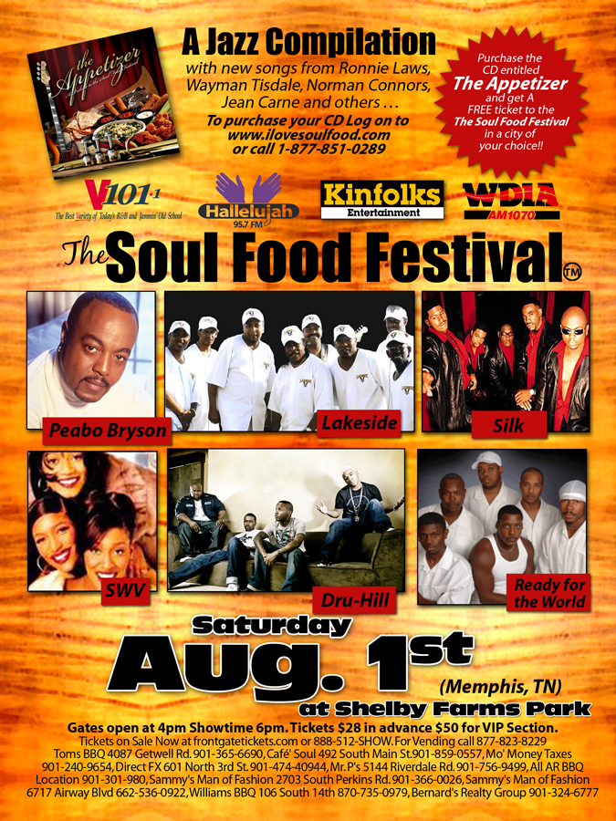 Soul Food Memphis