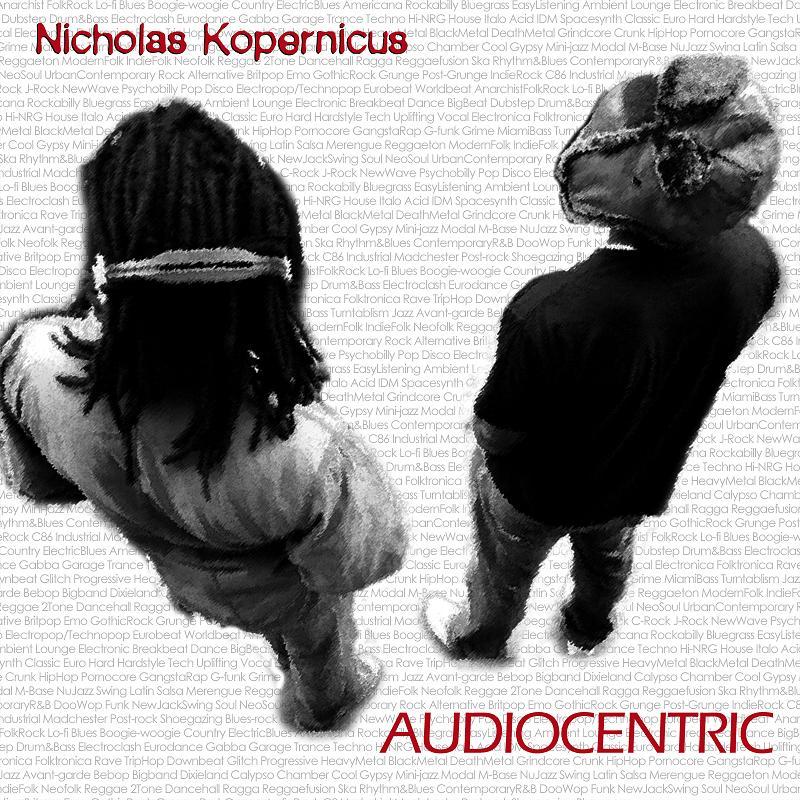 Nicholas Kopernicus Present Audiocentric