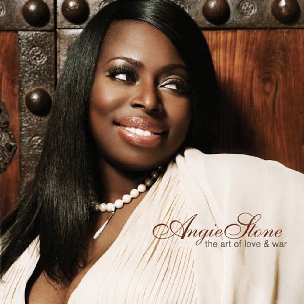 Angie Stone - The Art of Love & War - 2007