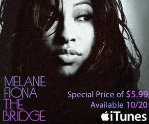 Melanie Fiona TheBridge