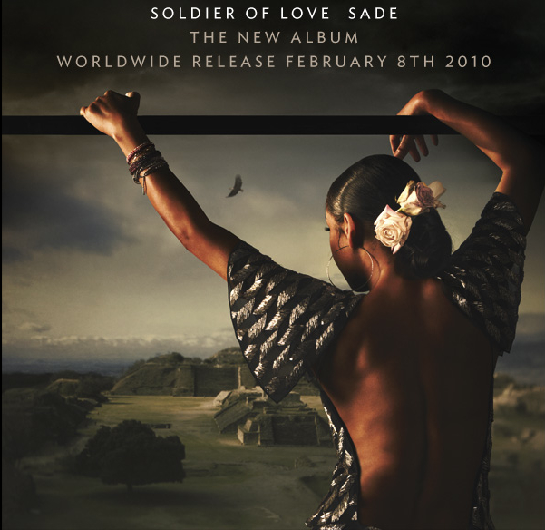 Sade - Soldier Of Love - The new album - Worldwide release February 8th 2010